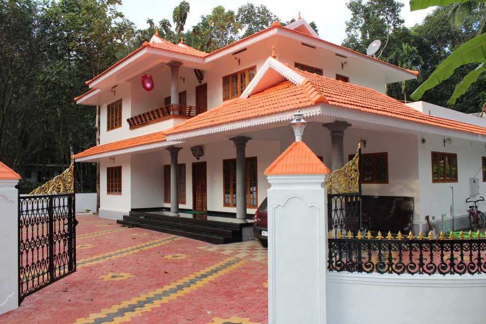 Keralaarchitect Com Village House Design House Outside Design Kerala House Design Kerala traditional house plan and elevation