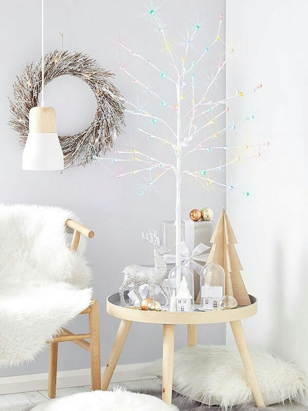a scandi christmas corner in kmart australia style