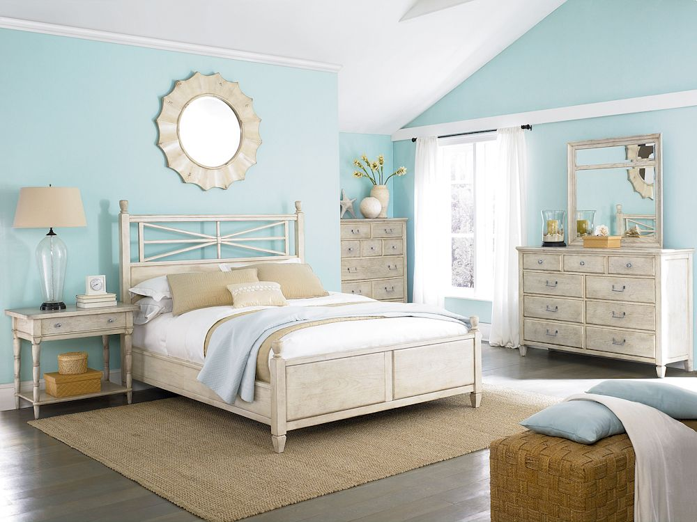 Merveilleux Bring The Beauty Of Your Favorite Beach Pier Home With The Americana Home Bedroom  Set From