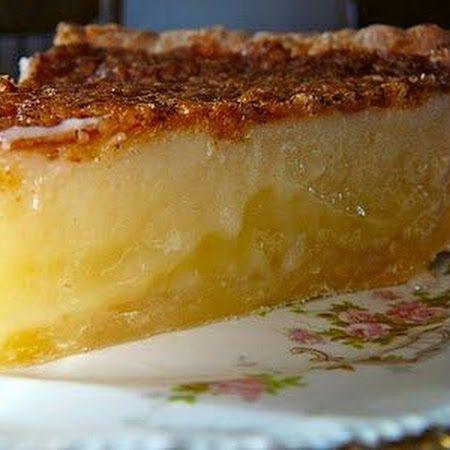Buttermilk Pie Recipe Recipe Buttermilk Pie Southern Buttermilk Pie Desserts
