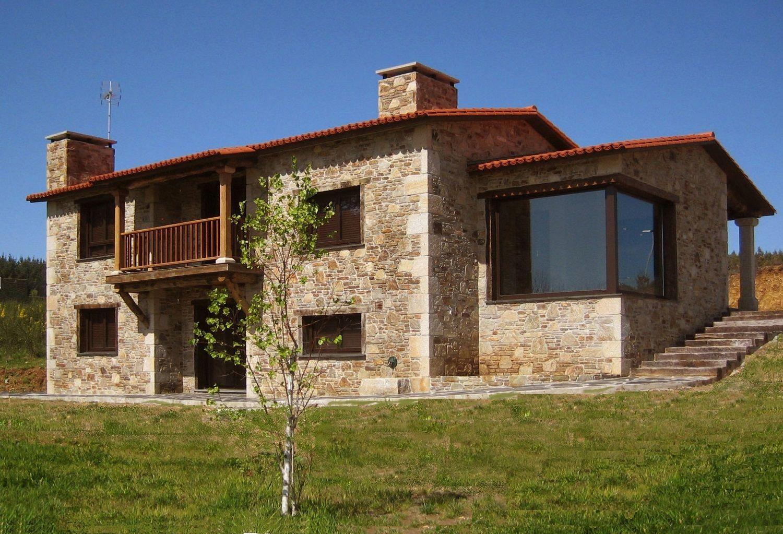 Publicaciones sobre construcciones de casas rústicas en