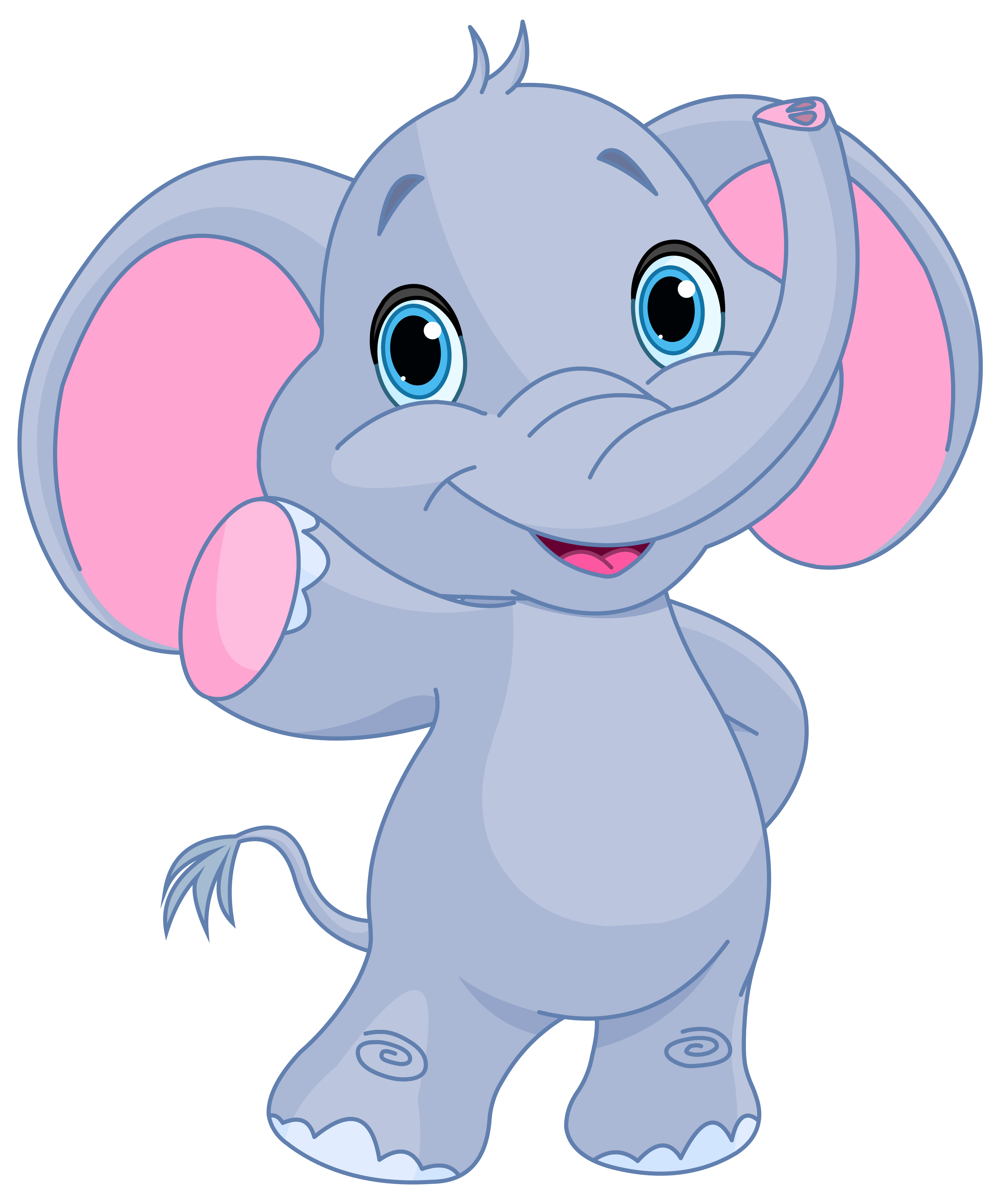 Elephant clipart free clipart images