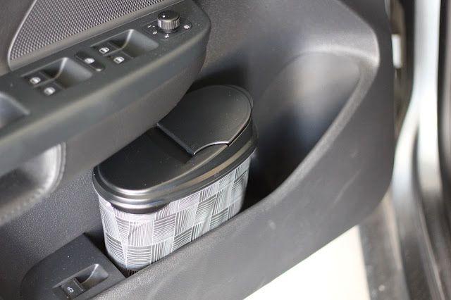 Interior Accessories from Pinterest - Pop-Up Leakproof Car Trash Bin 9/12/2018 - Pop-Up Leakproof Car Trash Bin