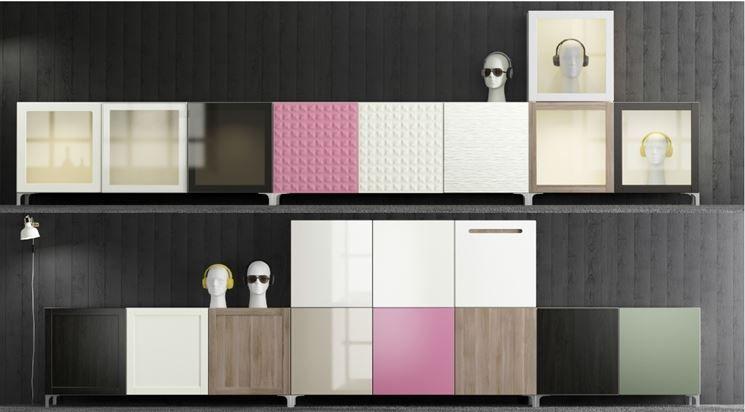 Soggiorno Ikea Planner : Ikea besta planner mikea in 2018 pinterest organizing