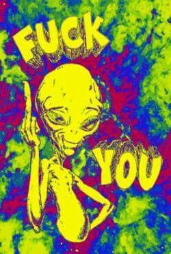 Pin By Chloe B On Woke Aliens Wallpaper And Hippie Art