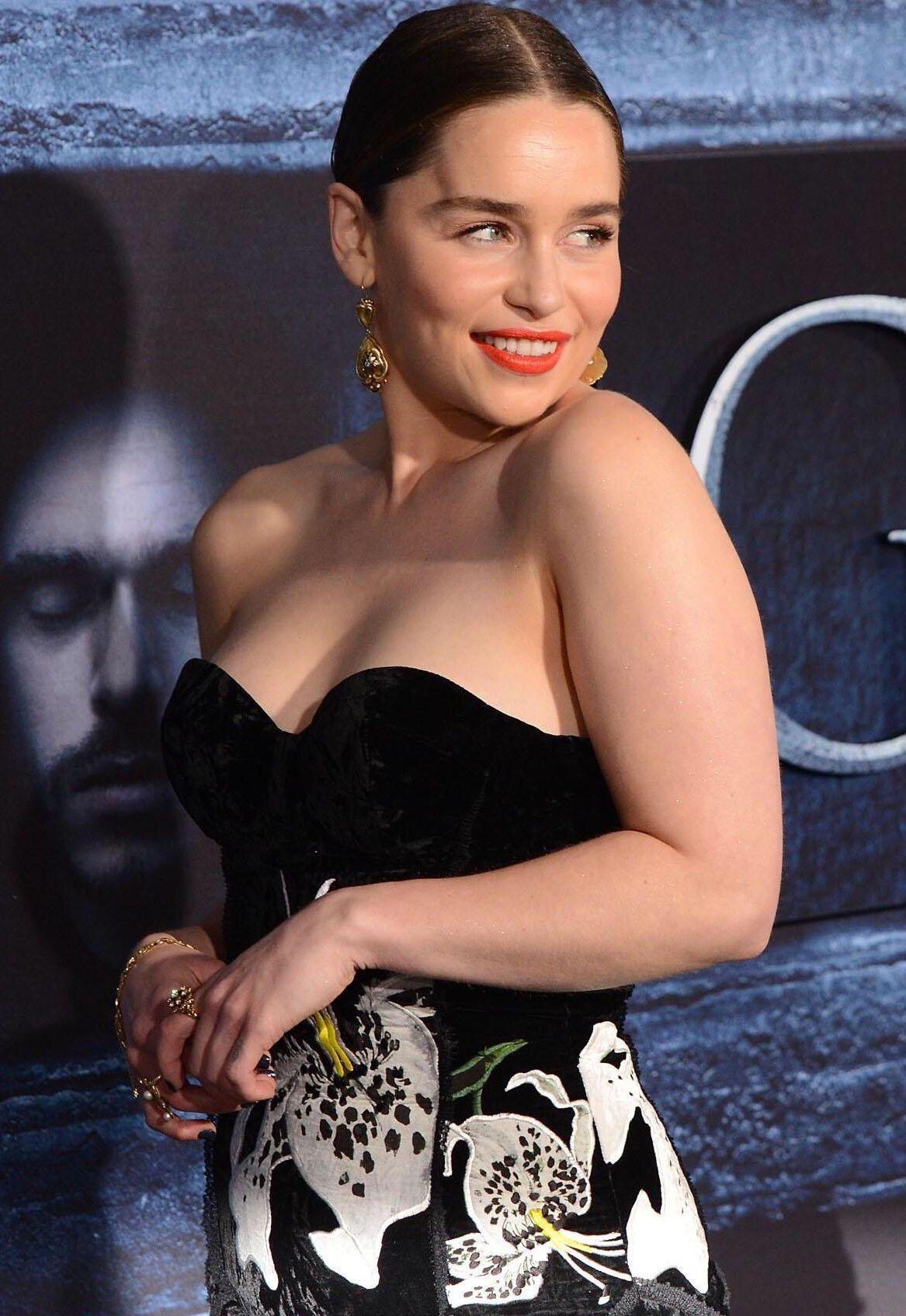 Photo of Emilia Clarke #emiliaclarke Emilia Clarke