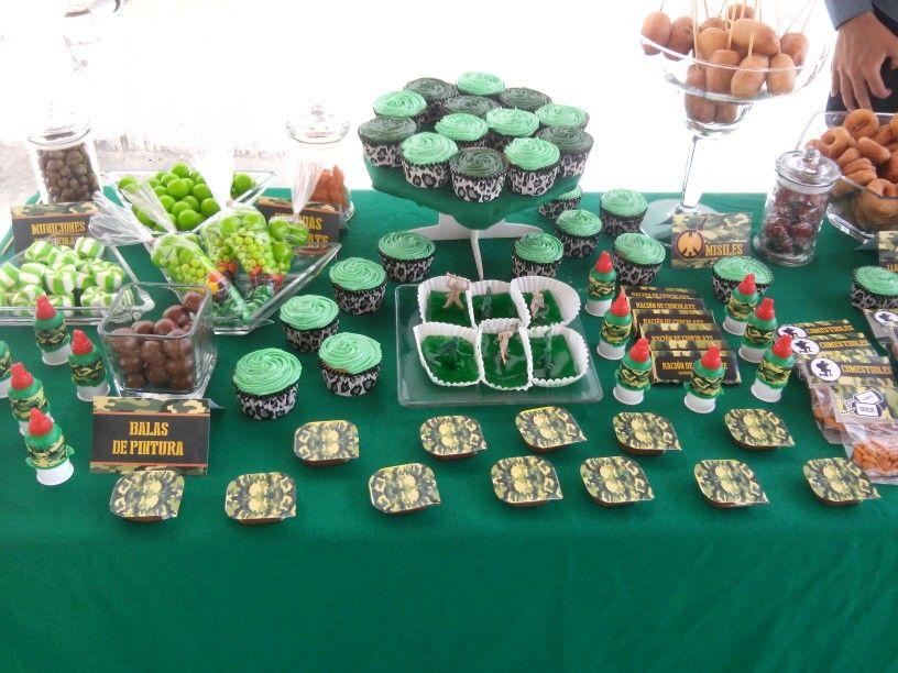 Fiesta militar #militaryparty