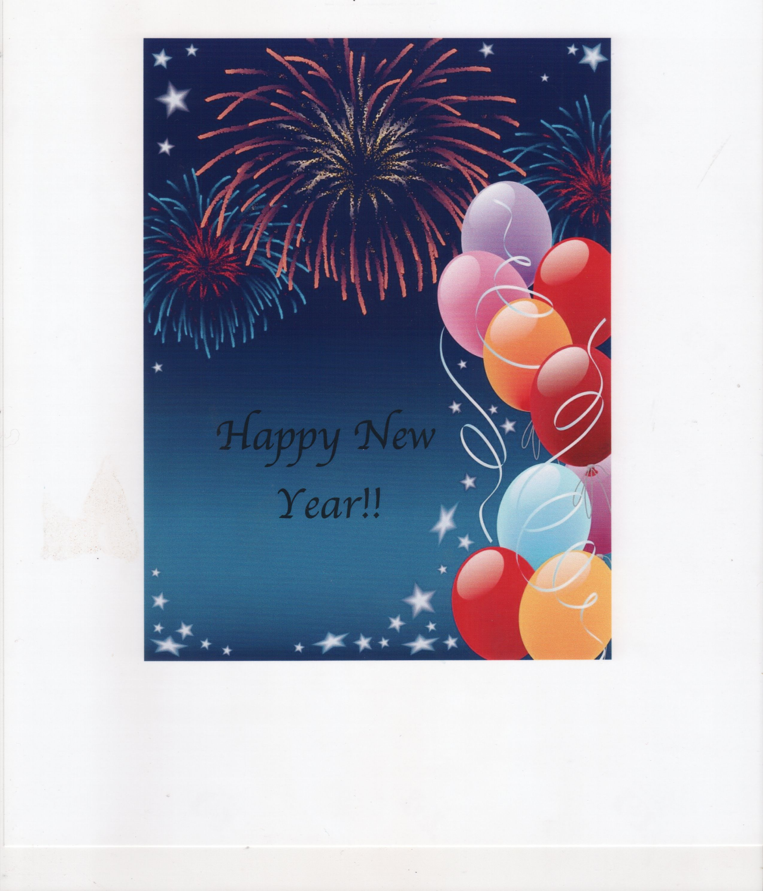 Happy New Year Audio Greeting Card Add A Photo Add A Personalized Message Http Www Sayitinasong Com Cards Greeting Cards Holiday 2015