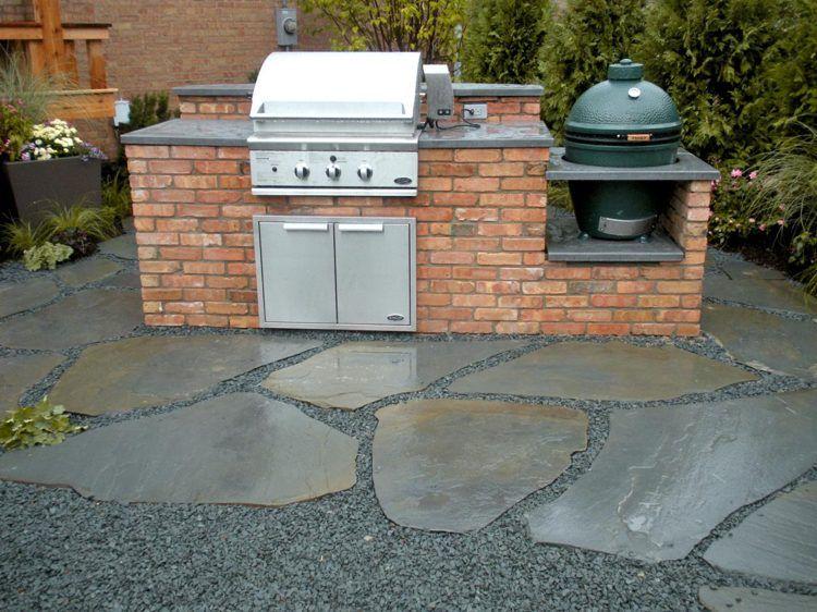 Outdoorküche Garten Edelstahl Anleitung : Grillplatz im garten selber bauen anleitung und tipps zur planung