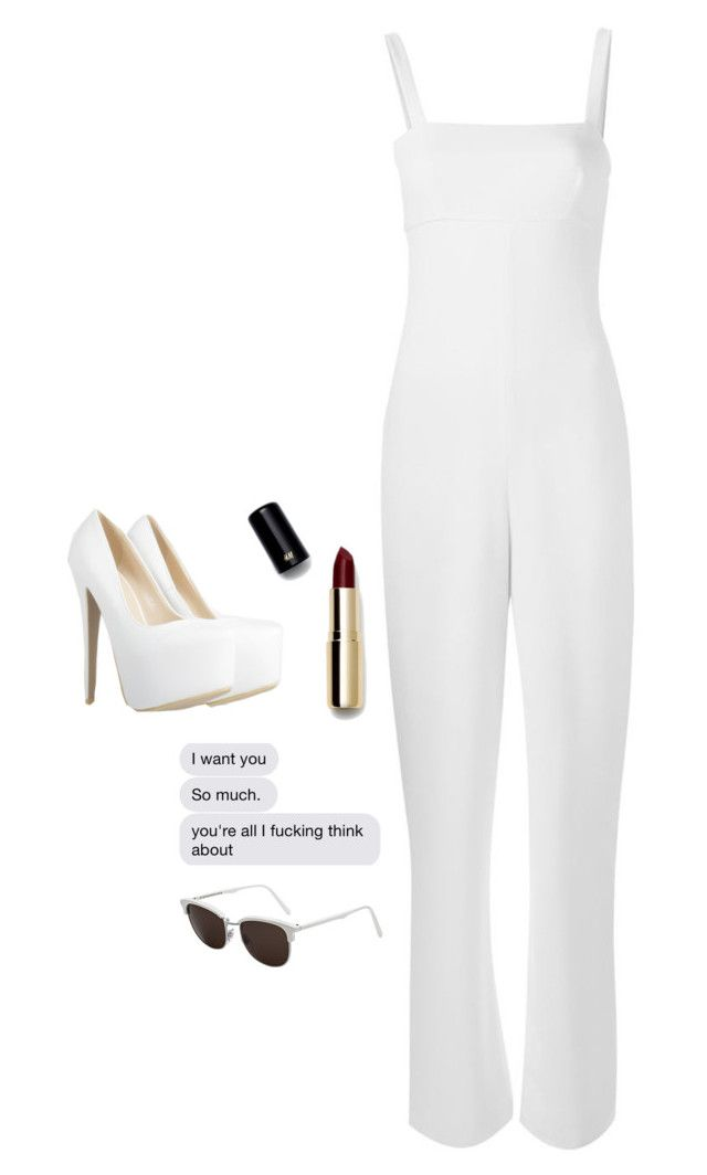 """Untitled #4151"" by adi-pollak ❤ liked on Polyvore featuring moda, T By Alexander Wang, RetroSuperFuture y H&M"