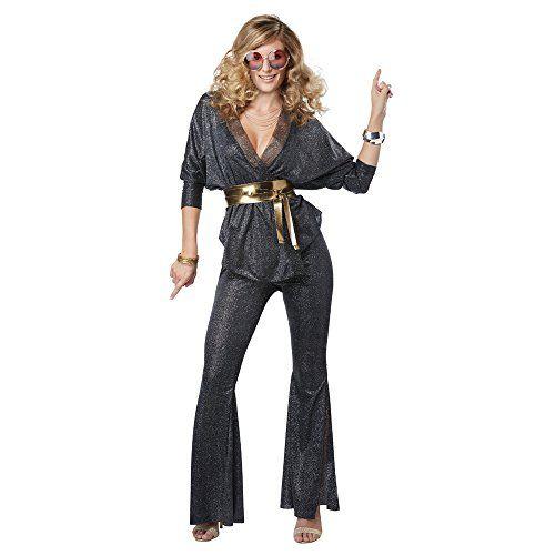 Womens Disco Dazzler Costume X-Small California Costumes   - halloween costumes ideas