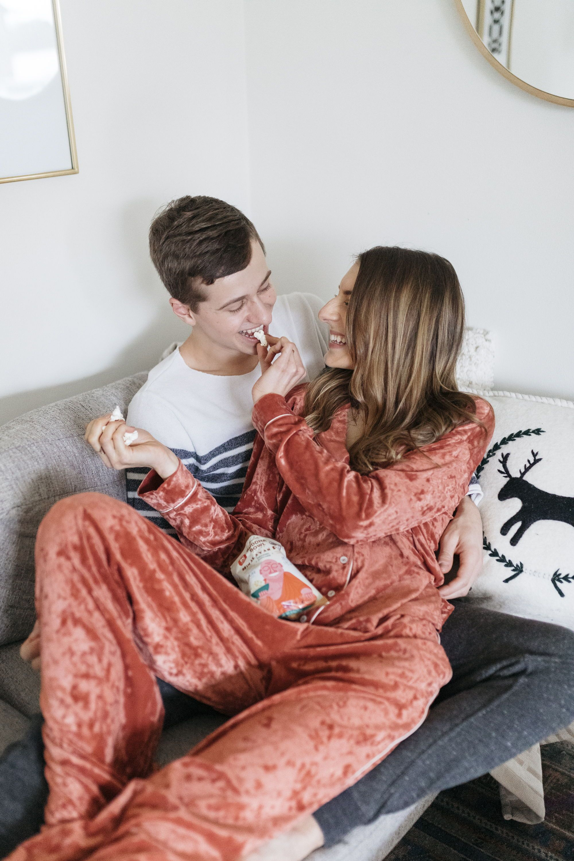 Date night at home! Check out some of my datenight ideas