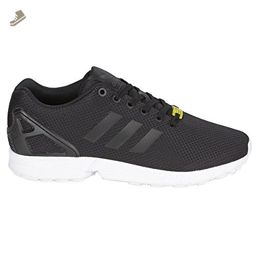 Adidas ZX Flux Black White Mens Trainers Size 7.5 UK - Adidas sneakers for  women (