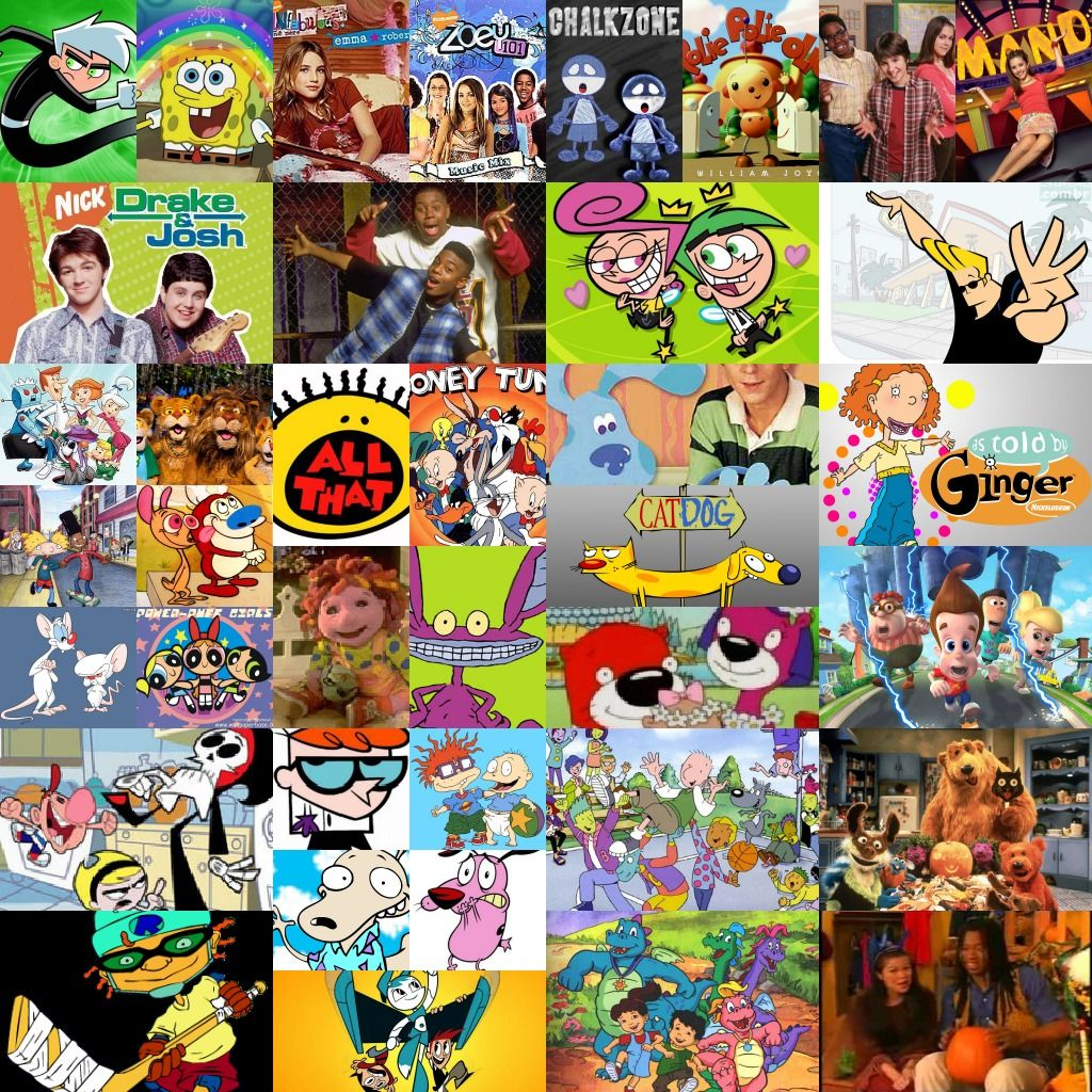 20 of my Favorite Childhood TV Shows | 90's baby | Childhood