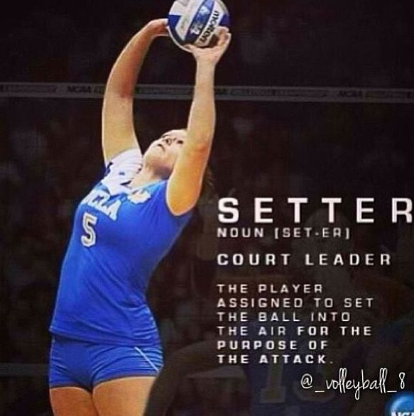 I Am A Setter Sometimes Sport Volleyball Volleyball Setter Life