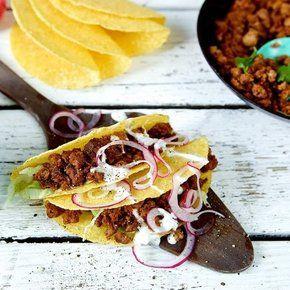 vegetarisk tacos quorn