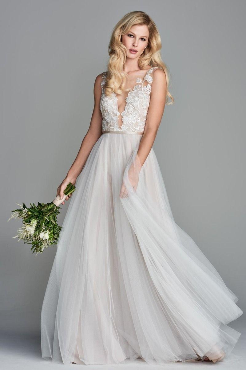 Wtoo Wedding Dress Juno | Blush bridal, Wedding dress and Bridal gowns