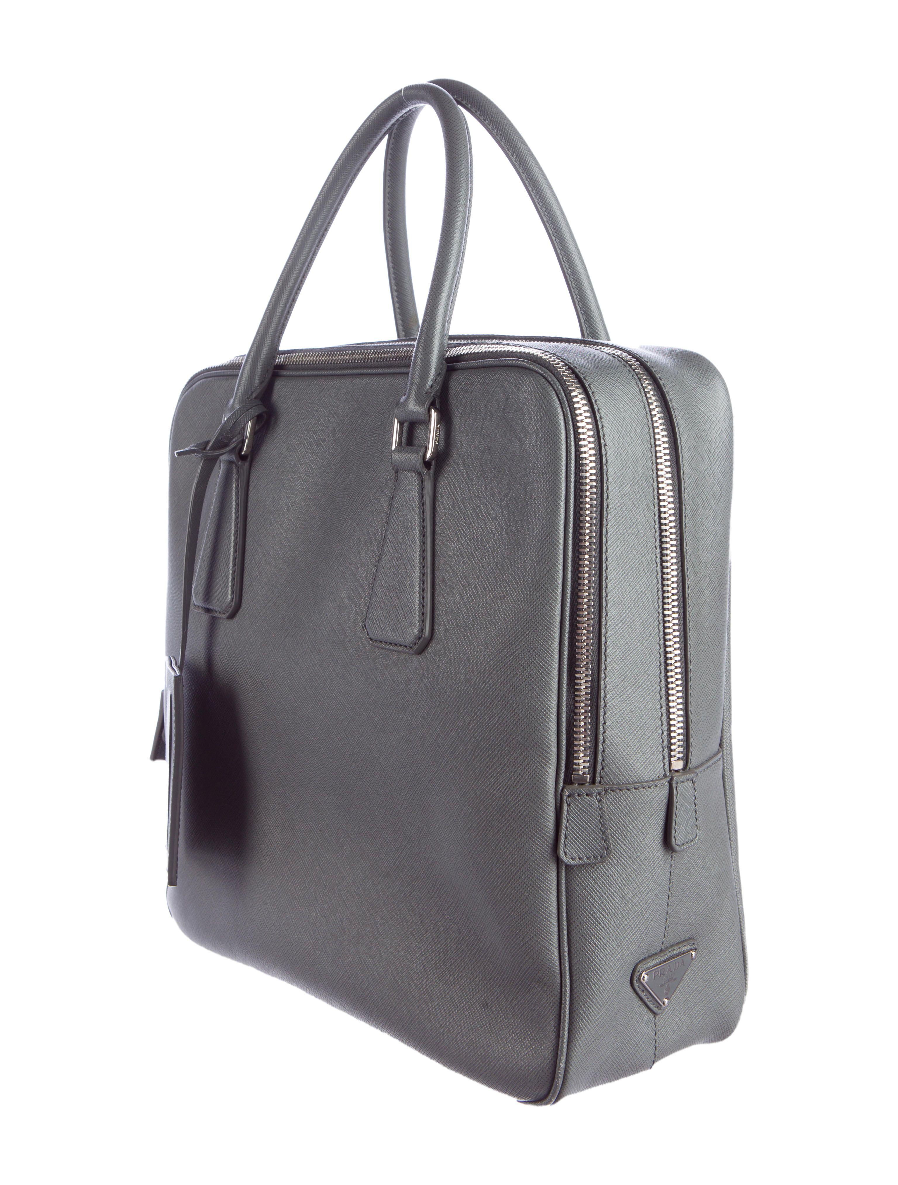 aadd9e007de6 Saffiano Top Handle Bag | Bags for manly men | Bags, Tops, Prada bag