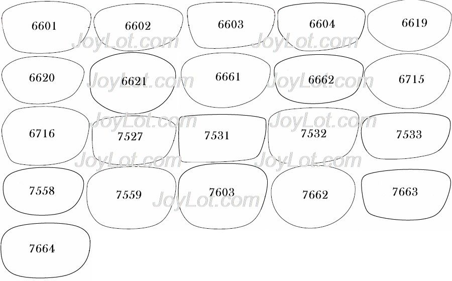 38ce1d53037 silhouette lense shapes - Google Search