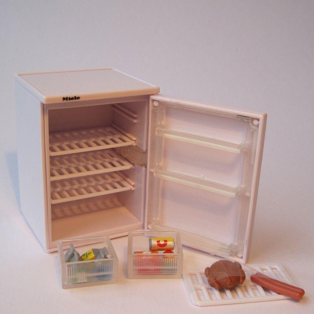Mini Kühlschrank Mini Puppenmöbel für Puppenhaus und die ...
