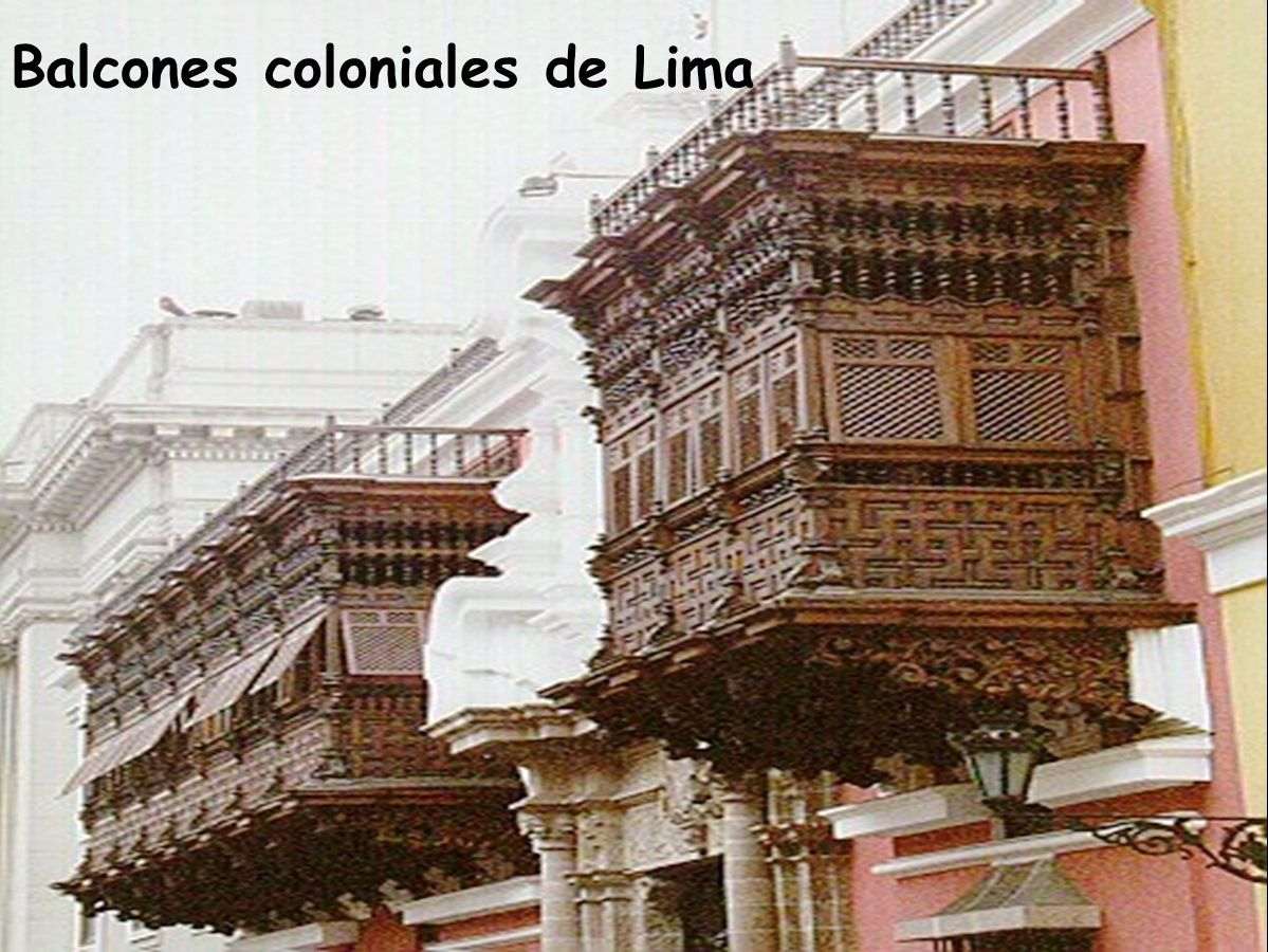 lima: balcones coloniales | special scenary | pinterest | peru and