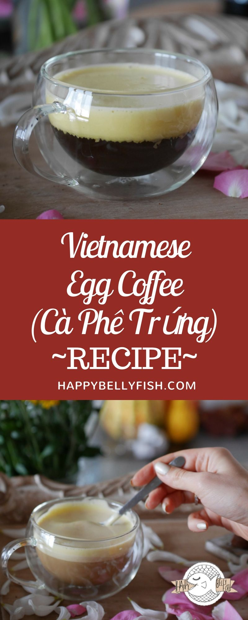 Vietnamese Egg Coffee Ca Phe Trứng Online Cooking Classes Egg Coffee Coffee Recipes Easy Coffee Drinks Recipes