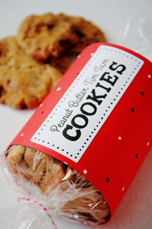 DIY Cookie Favor Packaging 10 small