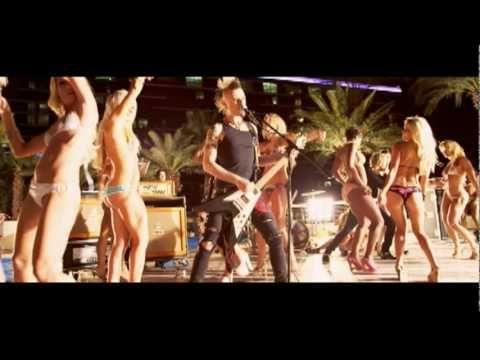 Band Porn - My Darkest Days - Porn Star Dancing (Rock Version) ft.