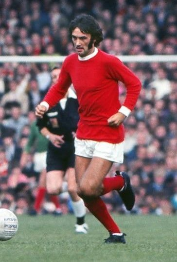 George Best Manchester United 1969 ??
