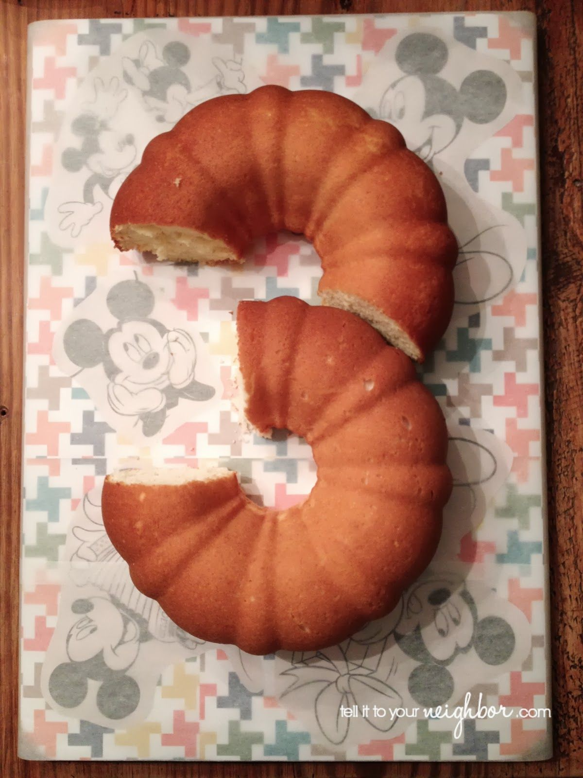 number 3 shaped cake Birthdays Pinterest Number Cake and
