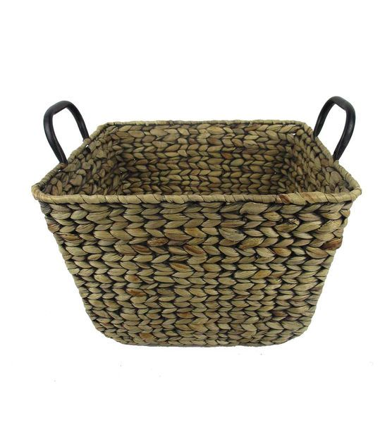 Organizing Essentials Large Water Hyacinth Tray
