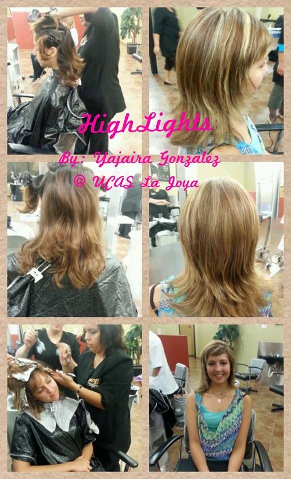 Highlights done by Yajaira Gonzalez