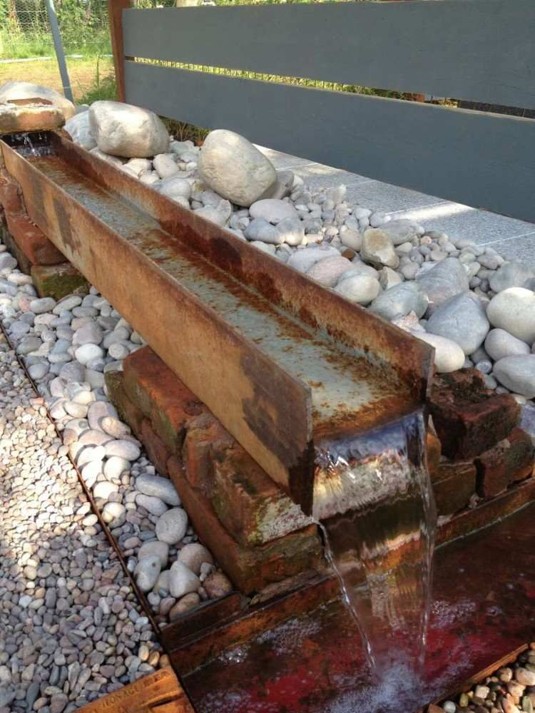 Déco style industriel au jardin : 30+ idées pour la faire fonctionner!