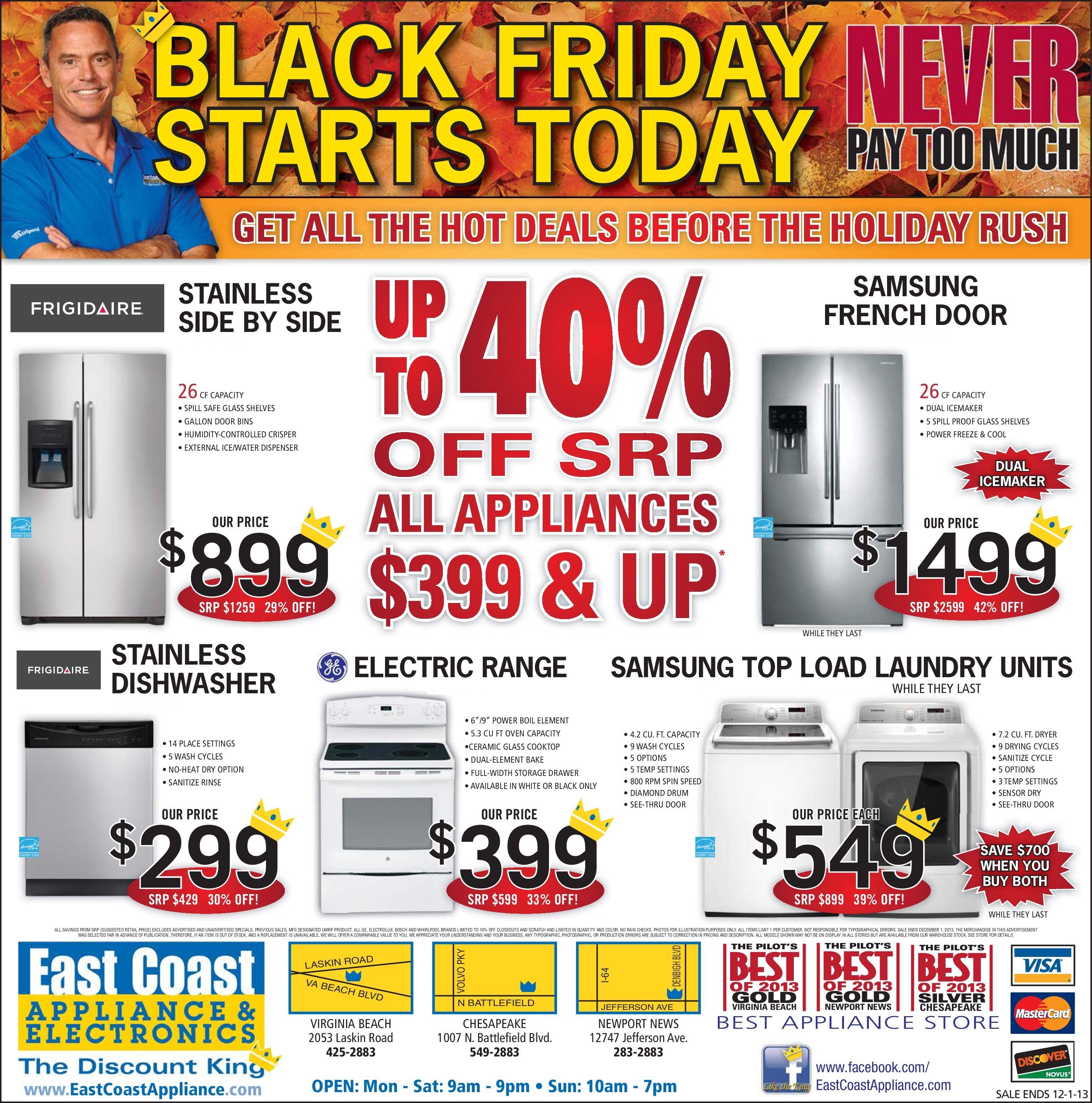 Black Friday Flyer Websiteblack Fridayflyerseast Coastliances