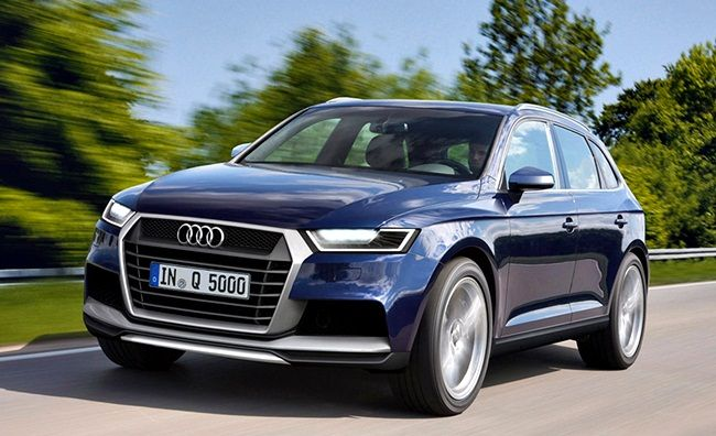 2017 Audi Sq5 Review Audi Entered The Suv Market In 2005 With The