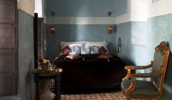 Boutique Hotel, Marrakech Morocco, The Dar Jaguar Beds Pinterest
