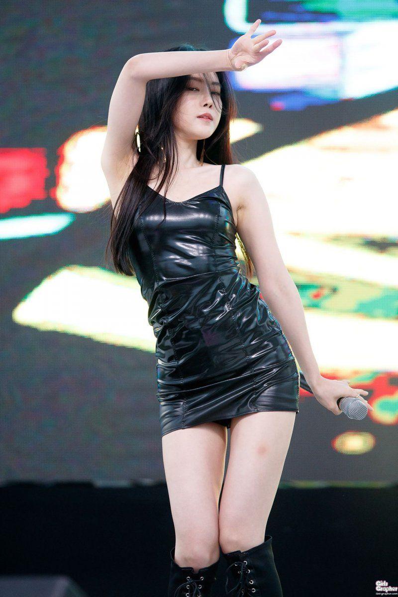 Pin by H i on KGirls   Wjsn luda, Kpop girls, Korean fashion kpop