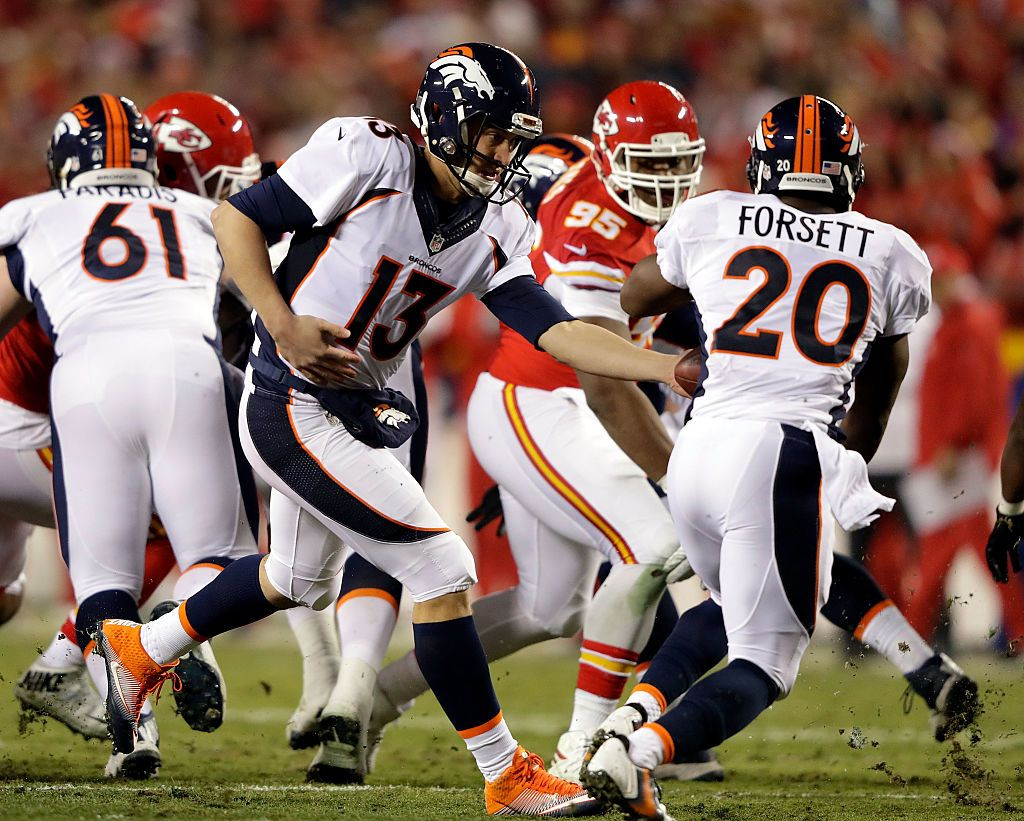 Broncos lose 3310 in Kansas City Denver broncos, Kansas