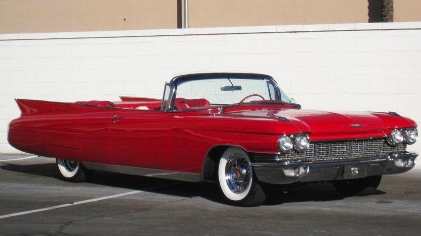 1959 Cadillac Autorama Prototype Convertible | S116 | Monterey 2009 | Mecum Auctions