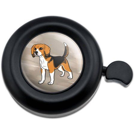 Beagle Pet Dog Bicycle Handlebar Bike Bell Husky Pet Pet Dogs