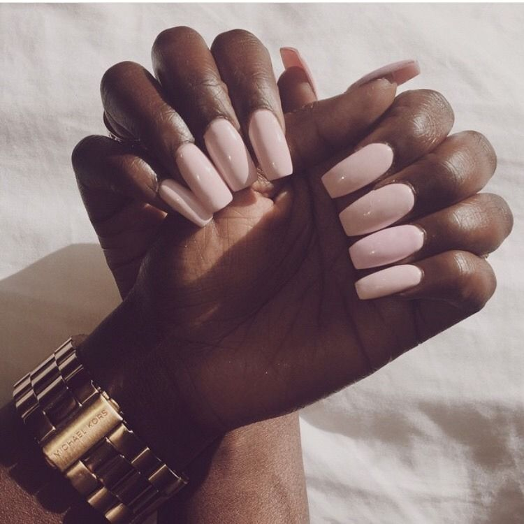 Darkskin Queens Midnight Sun Rising Brownglucose Because Shiny Nails Designs Nail Colors Trendy Nails