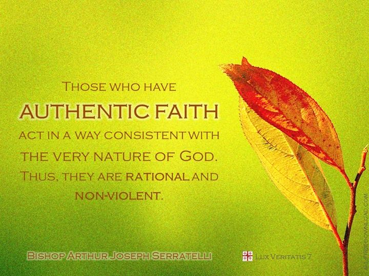 Mereka Yang Memiliki Iman Yang Otentik Bertindak Dalam Cara Yang Konsisten Dengan Hakikat Allah Dengan Demikian Mereka Rasional D Iman Kutipan Katolik Allah