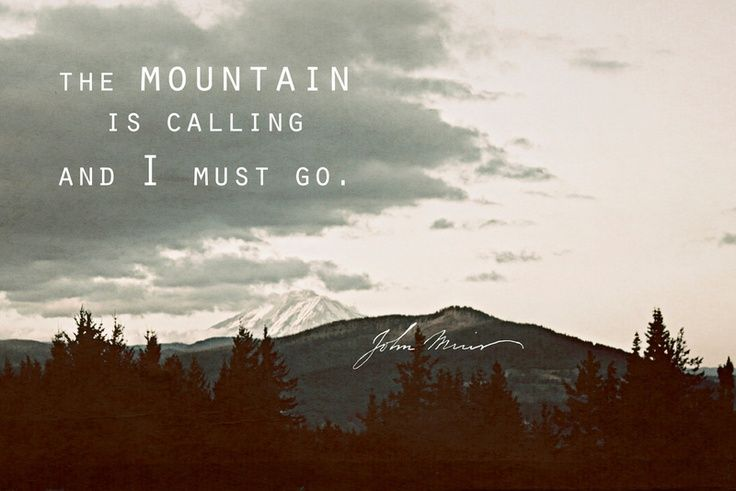 Quotes About Mountains Inspiration 20Quotesaboutmountainsthatwillmakeyouwanttoconquerthem