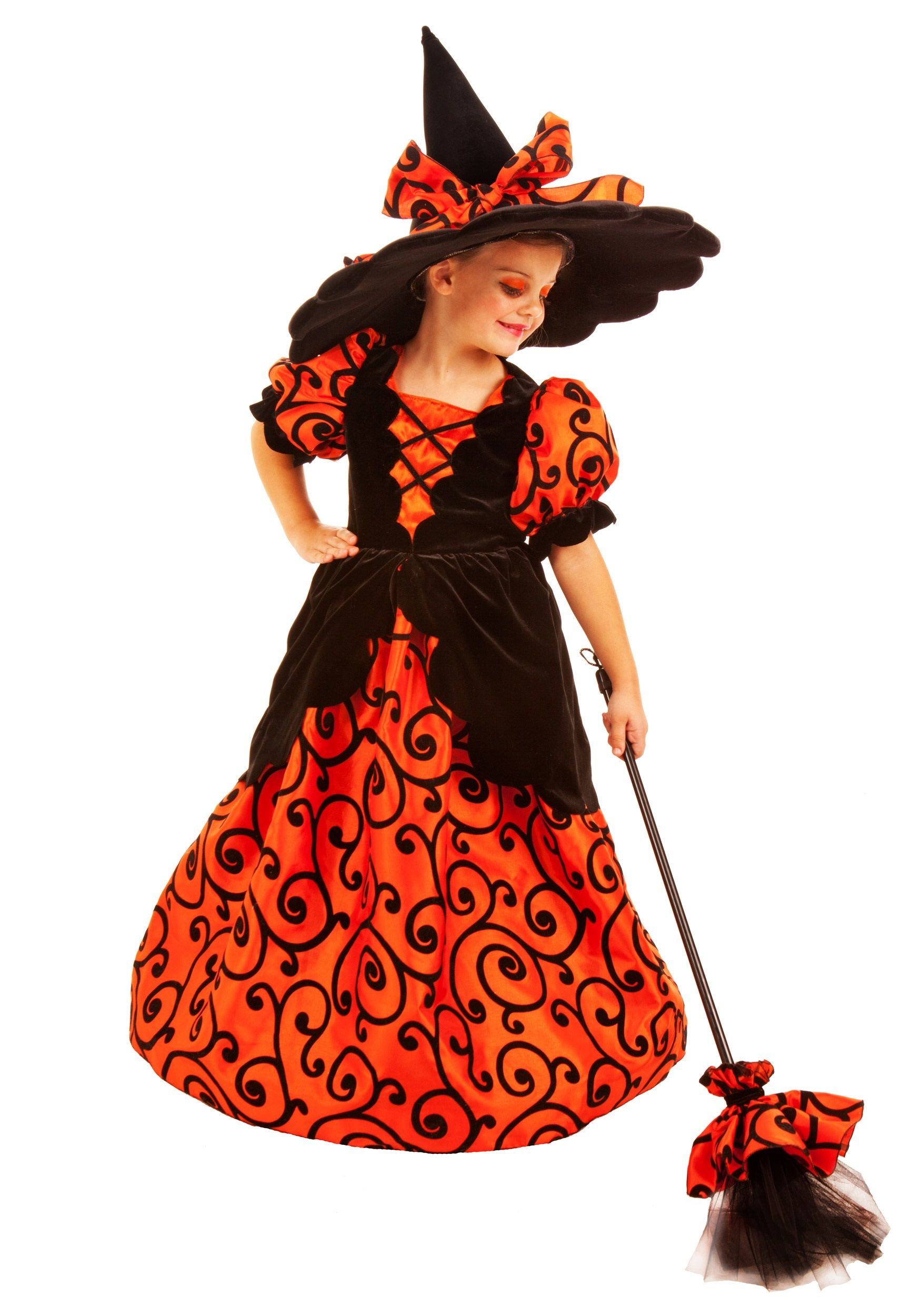 halloween shopaholic fancy girls witch costumes from princess paradise - Witch Halloween Costumes For Girls