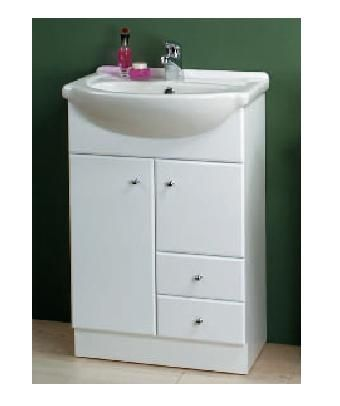 Best vanities for small bathrooms tiny bathroom narrow - Narrow bathroom sinks and vanities ...