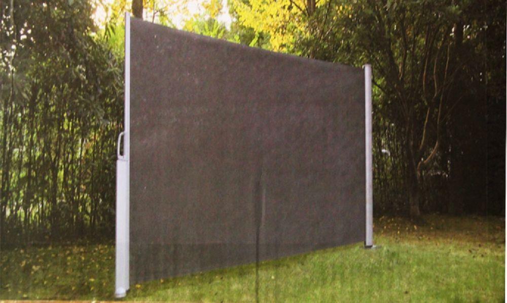 Seitenmarkise Seitenrollo Sichtschutz Windschutz Markise - sonnenschutz markisen terrasse