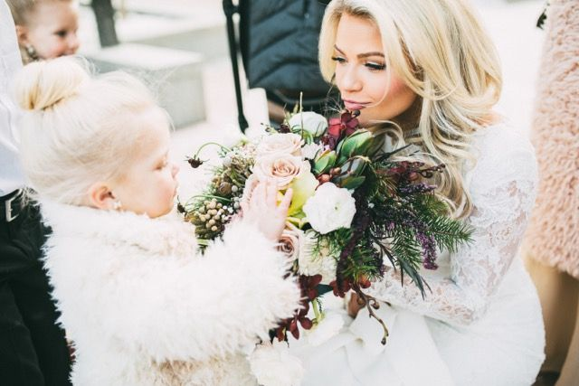 DWTS' Witney Carson's Winter Wedding