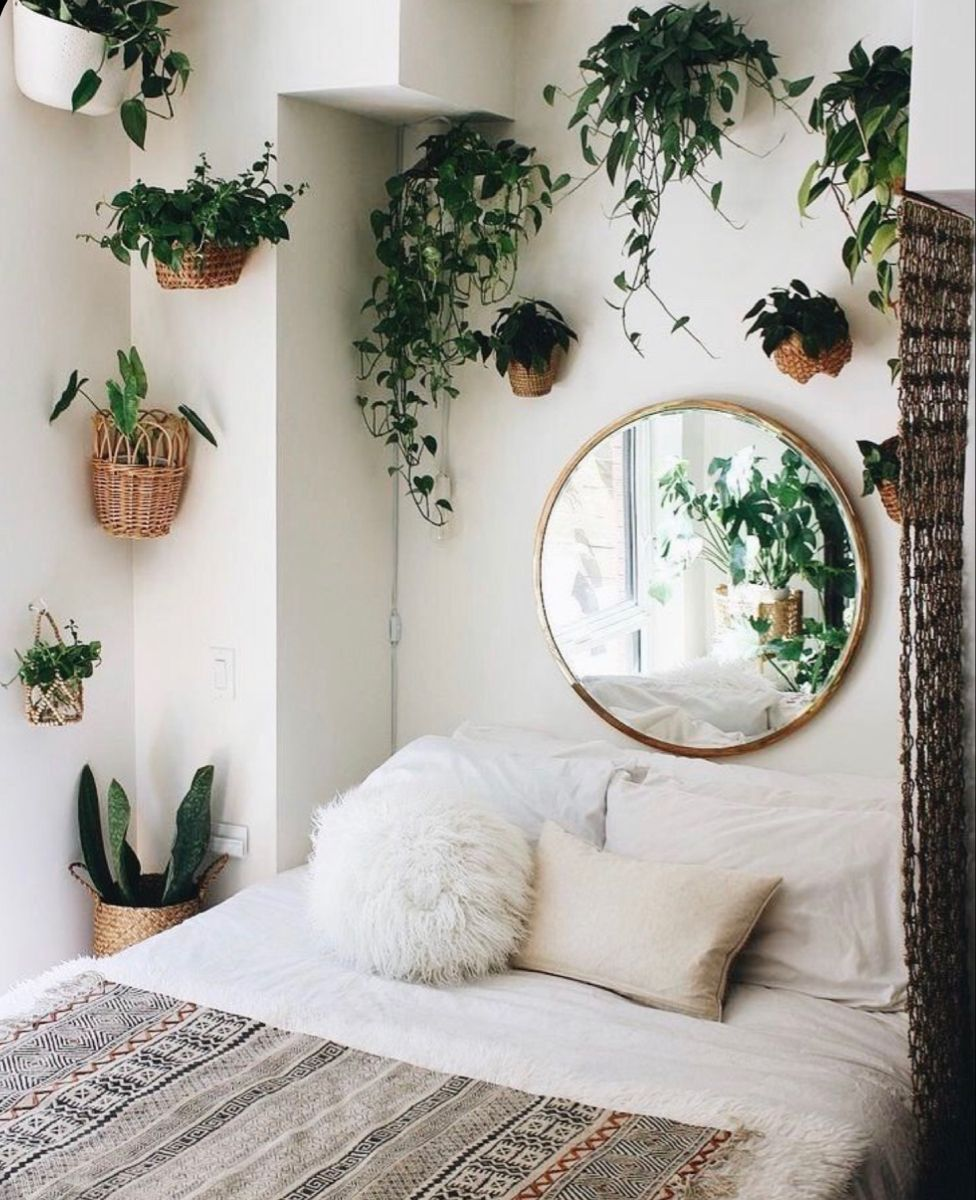 27++ Bedroom decor with plants information