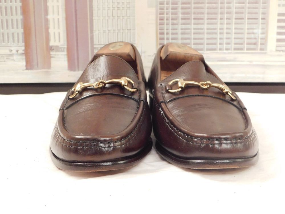 034049e3840 Men s Cole Haan City Dark Brown Horse Bit Loafers Size 9 M  fashion   clothing  shoes  accessories  mensshoes  dressshoes (ebay link)