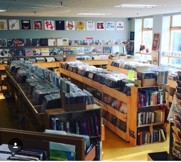 Burlington Vt Vinyl Records Vinyl Junkies Record Store